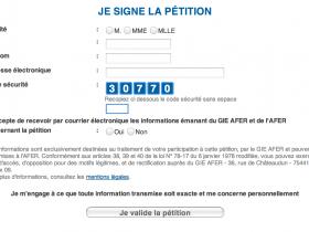 pétition-afer