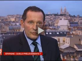 G. Bekerman sur France 2