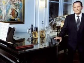 Gérard Bekerman, chez lui, le 18 janvier. B. Levy / Challenges