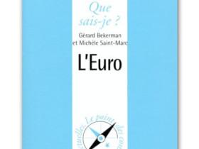 L'Euro, par Gérard Bekerman