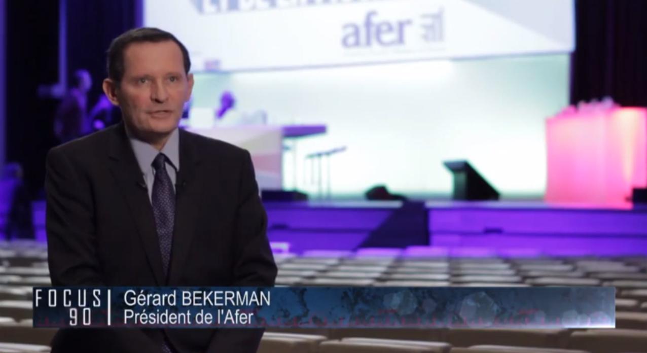 visuel post tribune Gérard Bekerman interviewé sur les 1ères Assises de l'Epargne et de la Fiscalité