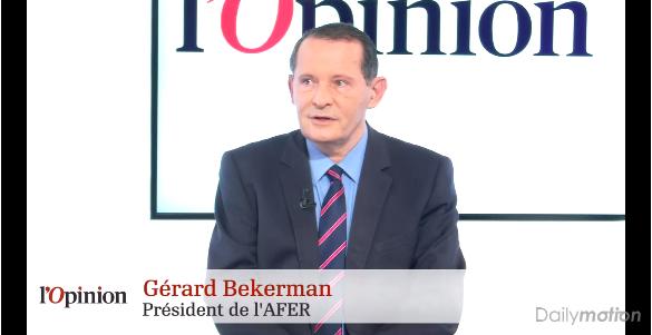 visuel post tribune Gérard Bekerman : « Il est temps que l'assurance-vie joue un rôle citoyen »